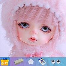 Shuga Fairy 1/6 Sherry Rini BJD Dolls Resin Model Fashion Figure Toys For Girls boys gift Dolls mini gem asis vera bjd dolls sd resin 1 6 model elf ears gift for boys and girls