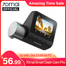 Smart Dash Car-Dvr-Camera Parking-Monitor Voice-Control ADAS 70MAI 1944P Night-Vision