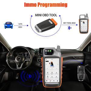 Image 4 - Xhorse VVDI Mini OBD aracı çalışma ile Xhorse VVDI anahtar aracı Max programlama aracı