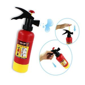 Big Fire Extinguisher Water Gun Toy Fireman Cosplay For Kids Toys Outdoor Summer Beach Toy 95AE