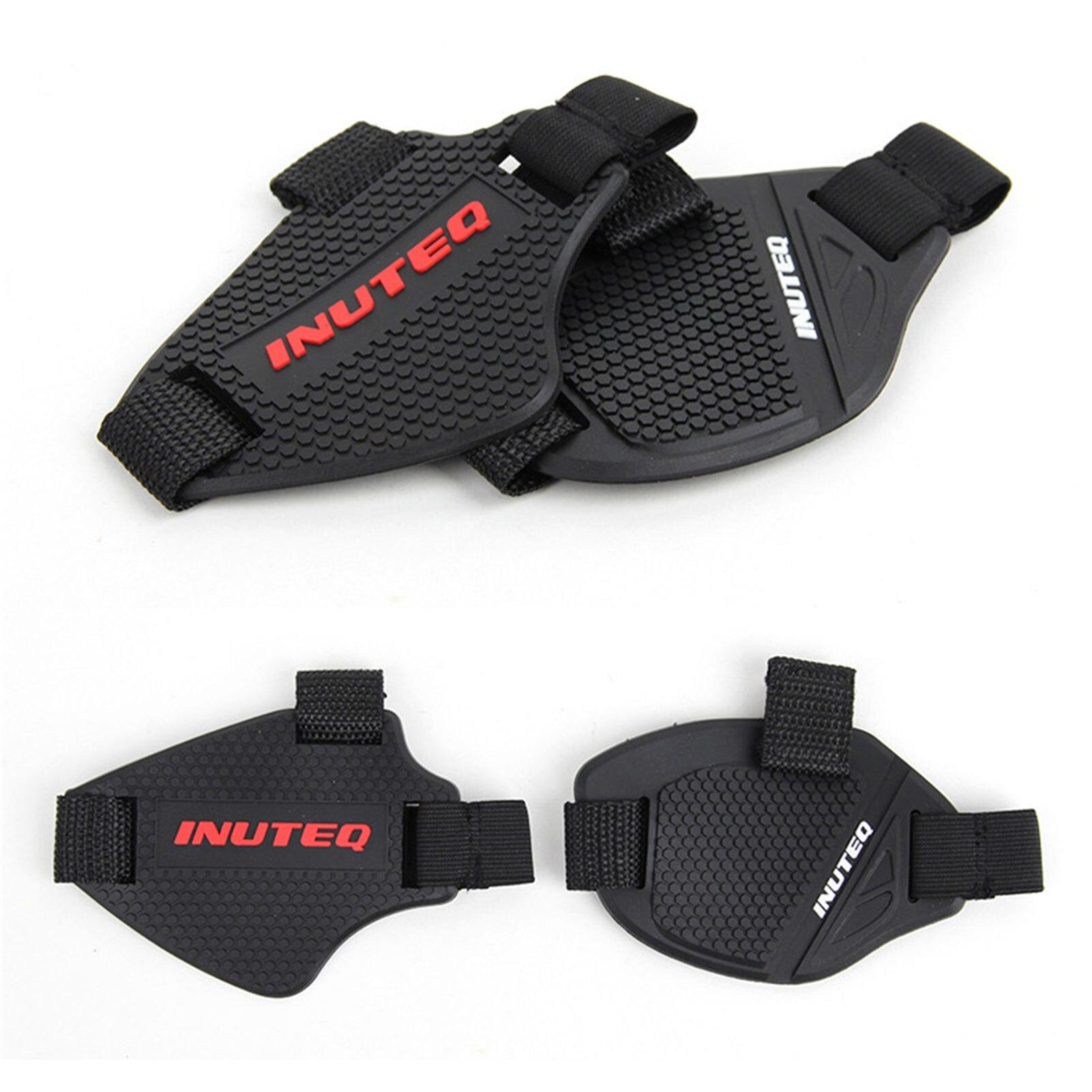 Регулируемый Чехол для мотоциклетной обуви, легкая защита для ботинок, аксессуары для езды на мотоцикле