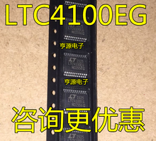 100% novo & original LTC4100EG LTC4100 SSOP24