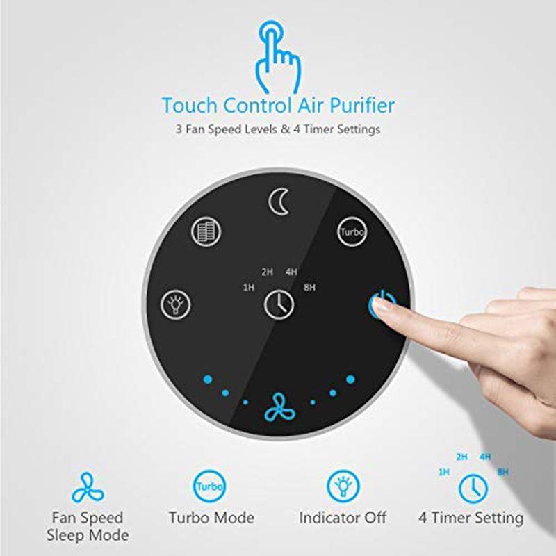 air purifier newest ozone anio