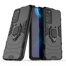 Magnetische Ring Stehen Fall Für Huawei Ehre 8X 9X 8S 9S 9A Honor 10 20 Pro Lite Y5P y6P Y7P Y9S X10 Max Lite Drop Schutzhülle