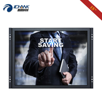 ZK150TC 59D/15 inch 1024x768 USB HDMI Embedded&Open Frame&Wall mounted 10 points Capacitive Touch LCD Screen PC Monitor Display