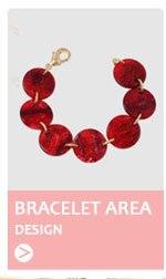 Ожерелье с подвесками в виде растений 2019