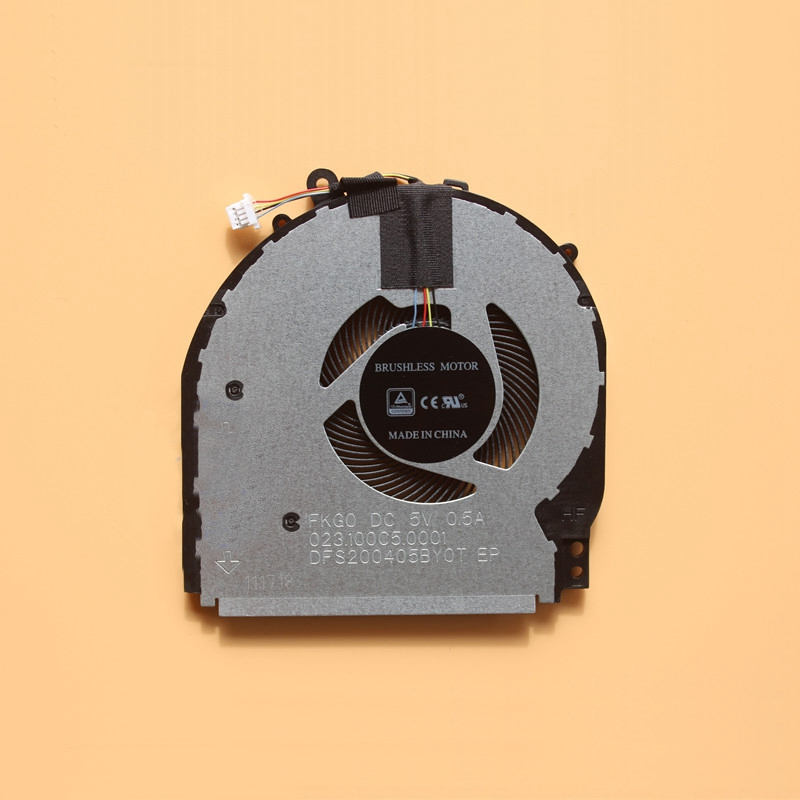 New original cpu cooling <font><b>fan</b></font> for HP Pavilion x360 14M-CD 14m-cd0003dx <font><b>fan</b></font> <font><b>cooler</b></font> L18222-001 DFS200405BY0T FKG0 DC <font><b>5V</b></font> 0.5A image