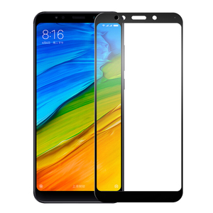 Image 5 - 15D Full Cover Tempered Glass For Xiaomi Redmi Note 4X 4A For Redmi 5 Plus 5A S2 Note 4 Global Version Phone Screen Protector