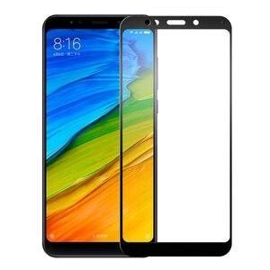 Image 5 - Verre trempé à couverture complète 15D pour Xiaomi Redmi Note 4X 4A pour Redmi 5 Plus 5A S2 Note 4 Version mondiale protecteur décran de téléphone