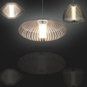 Image 4 - Nordycki wisiorek lampa Lamparas De Techo Colgante Moderna Lustre projektant lampa LED oprawy Suspendus Decor Luces Colgantes
