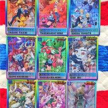 9pcs/set Digital Monster Digimon Toys Hobbies Hobby