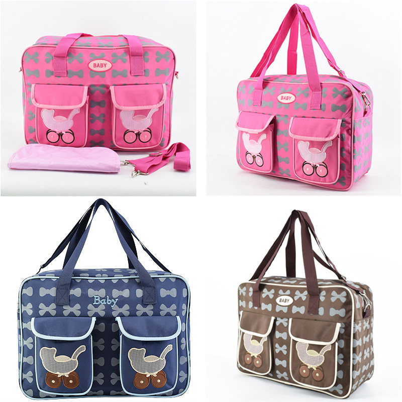 2018 New Style Diaper Bag Maternal And Child Supplies Casual Diaper Bag Shoulder Cross-body Pregnant Women Labor