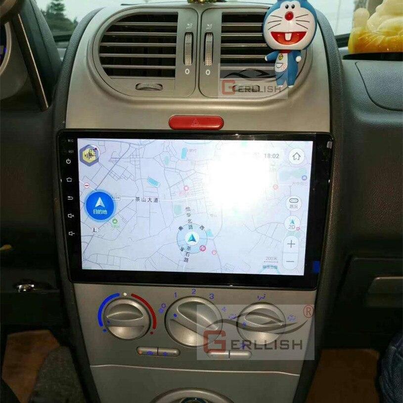 Автомобильный DVD GPS-плеер Chery R11, стерео-система с 9