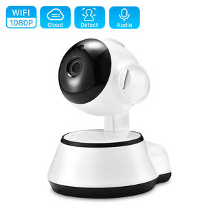 ANBIUX Home Security IP Camera Wireless Smart WiFi Camera WI-FI Audio Record Surveillance Baby Monitor HD Mini CCTV Camera iCSee