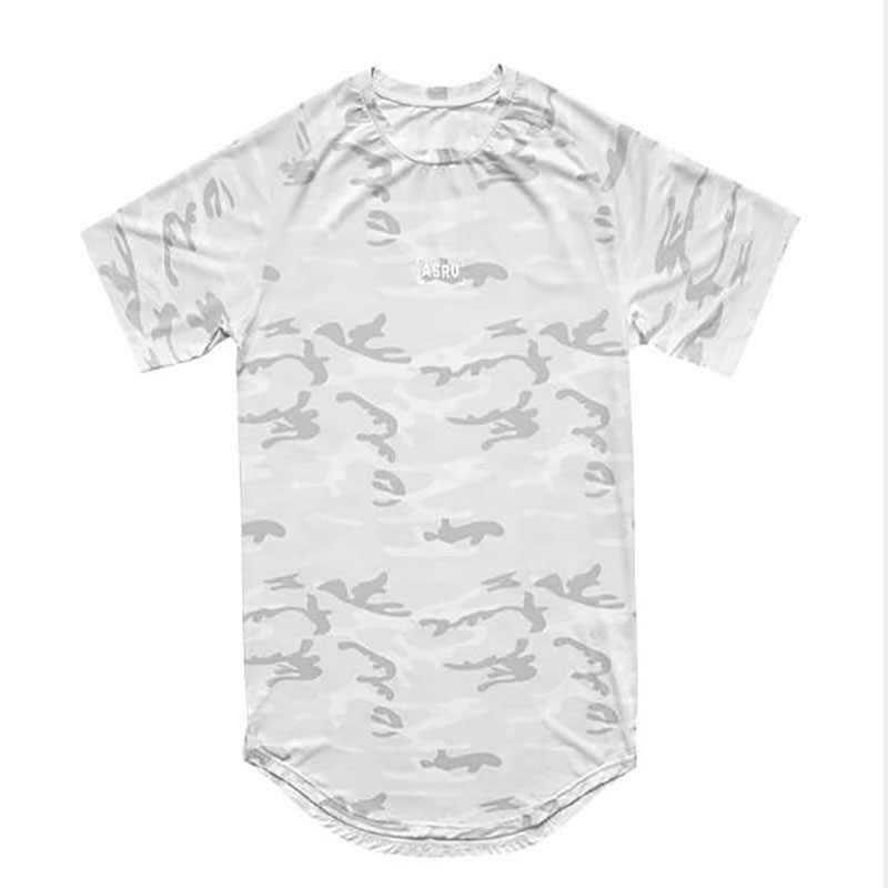 2020 yeni vücut geliştirme giyisisi O boyun kısa kollu erkek T Shirt erkek moda avrupa boyutu T Shirt rahat erkek T-shirt