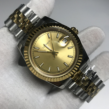 Luxury Brand Mens Watch 36mm Men 2813 Mechanical Automatic gold datejust Top Desinger aaa Watches sports Wristwatches