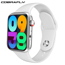 Cobrafly K8 1 78 calowy inteligentny zegarek IWO Max 2 tętno Montior temperatura ciśnienia krwi bezprzewodowy zegar ładowania VS IWO 8 11 12 tanie tanio Brak Na nadgarstku Wszystko kompatybilny 128 MB Passometer Fitness tracker Uśpienia tracker Wiadomość przypomnienie