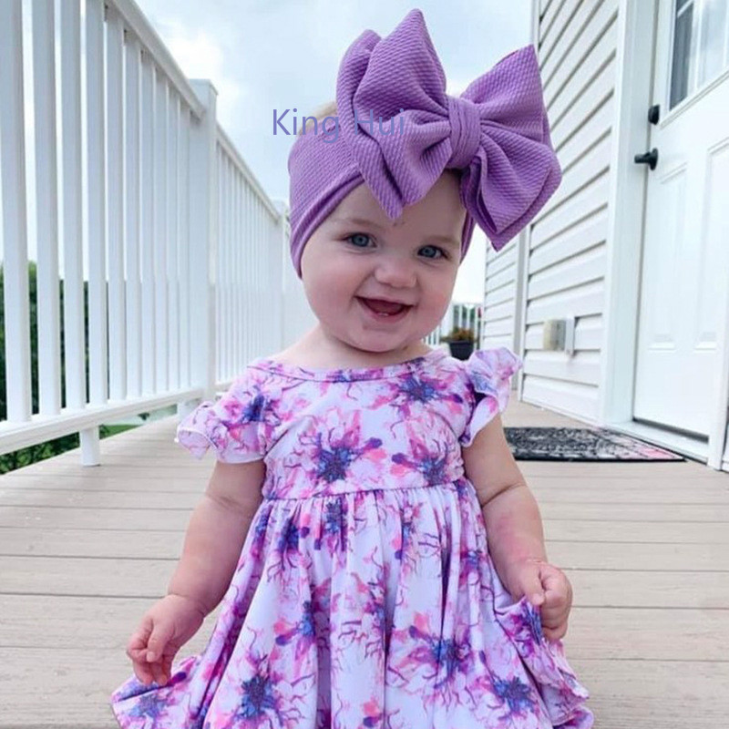 Bandeau Bebe Fille Baby Headband Baby Girl Headbands Baby Turban/headwraps/bows Baby Hair Accessories Diademas Para Bebe