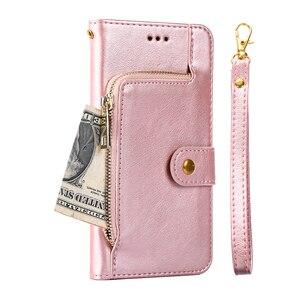 Image 5 - Pour LG K40 K50 Q60 V50 V40 V30 V20 G8 ThinkQ G8s G7 G5 G6 Q6 Q7 W10 W30 Stylo 3 4 5 Coques De Téléphone Portefeuille En Cuir Flip Housse