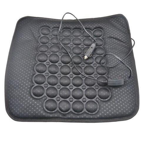 12v carro aquecido assento capa almofada de aquecimento automatico mais quente almofada de aquecimento eletrico