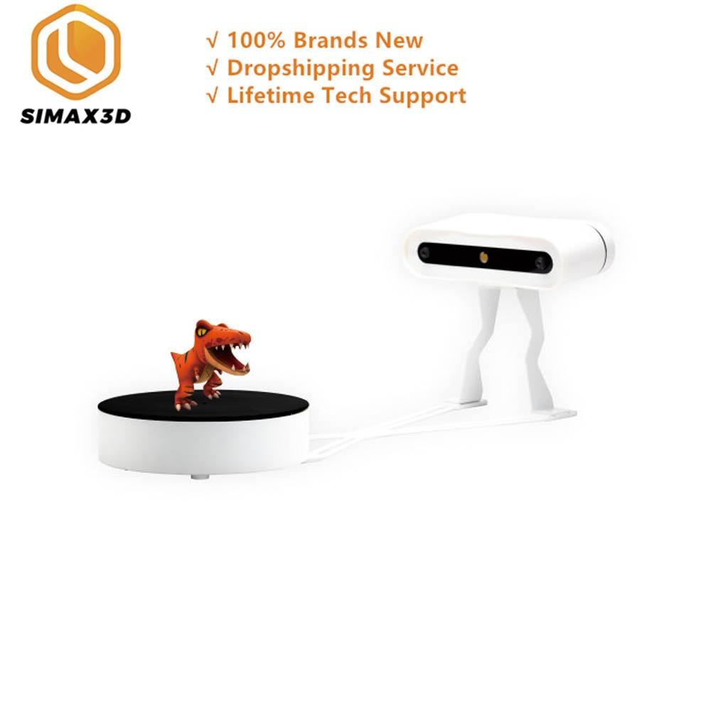 Skaner 3D SIMAX3D, kolorowy skaner 3d, wysoka precyzja. Szybkie skanowanie, inteligentne szwy