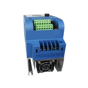 Image 4 - المغزل العاكس ac محرك 1.5kw/2.2kw 220v محول تردد 3 عاكس تردّد ثلاثي المراحل ل سرعة المحرك تحكم VFD
