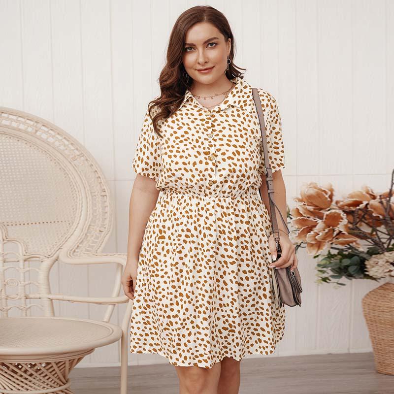 Летнее платье с цветочным принтом большого размера d размера плюс размера XL 4XL, вечерние платья в стиле бохо, элегантные хлопковые свободные короткие платья для женщин 2020|Платья|   | АлиЭкспресс