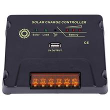 MPPT Solar Charger 12V / 24V 20A CPY Control Board Charge Discharge Controller Single Chip Solar Panel Regulator