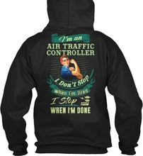 Air Traffic Controller-Limited Edition Streetwear men women Hoodies Sweatshirts(China)