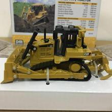 Cat D6R XL гусеничный трактор 1/64 масштаб металлическая модель бренд Diecast Masters DM85607