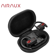 VR3 Airaux AA UM2 TWS Thể Thao Bluetooth5.0 Tai Nghe Móc Tai Stereo Hifi Thể Thao Tai Nghe Nhét Tai Có Dây Bện Tuyết Cancas Sạc