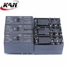 10 Chiếc Tiếp HF115F 005 1ZS3 HF115F 012 1ZS3 HF115F 024 1ZS3 250V 16A Tiếp Sức 8 Pin Relay 5 V/12 V/24VDC rơ Le