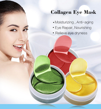 Anti-Wrinkle Collagen Eye Gel Patches 30 Pairs Set