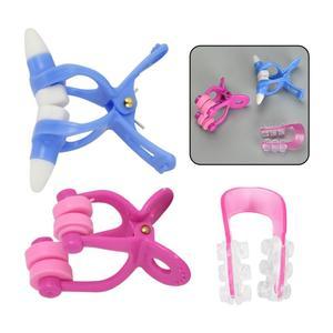 3Pcs Nose Up Clip Bridge Lifting Shaping Shaper Clipper Straightening Beauty Nose Clip Facial Clipper Corrector Beauty Tool