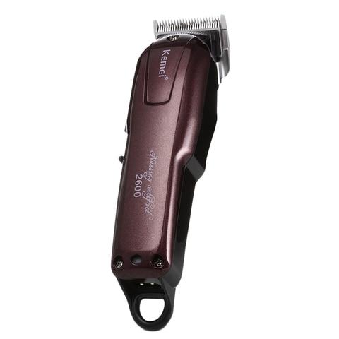 masculino corte de cabelo eletrico classico clipper