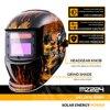 DEKO Auto Darkening Adjustable Range MIG MMA Electric Welding Mask Helmet Welding Lens for Welding Machine 2