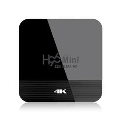 FFYY-H96 Mini H8 Android 9.0 tv  pudełko RK3228A 1GB 8GB 4K smart tv Box 2.4G i 5G Wifi BT4.0 zestaw odtwarzacza multimedialnego Top Box