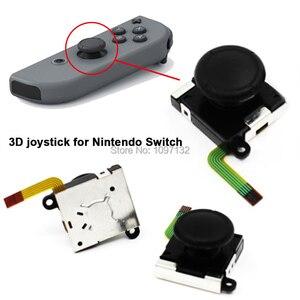 Image 4 - 3D Analog Joycon Joystick Thumb Sticks Sensor Replacements Accessories For Nintend Switch Joy Con Controller Housing w/ Tool Kit