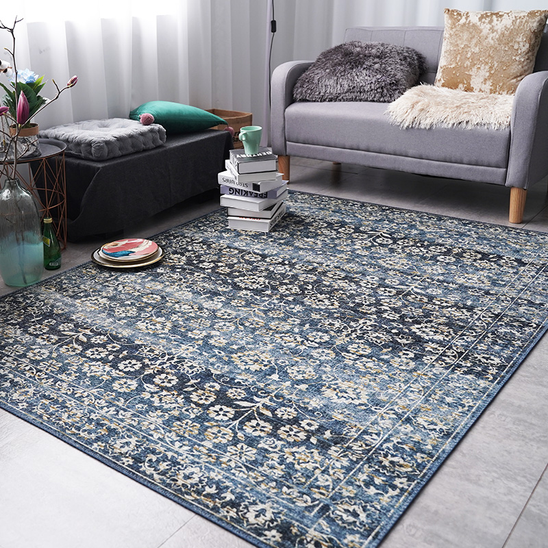 Persian Carpets For Living Room Large Chenille Bedroom Carpet Turkey Imported Rug Home Coffee Table Floor Mat Study Area Rug