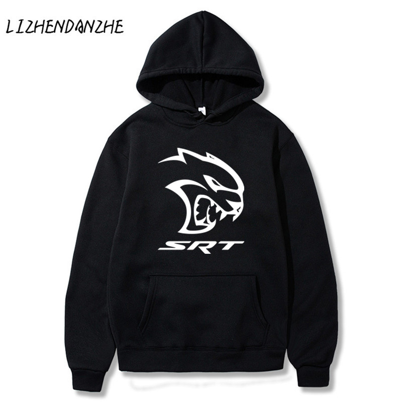Hellcat SRT Hoodies Men Fashion Coat Wool Liner Jacket Hellcat SRT Sweatshirts Hoody 0152