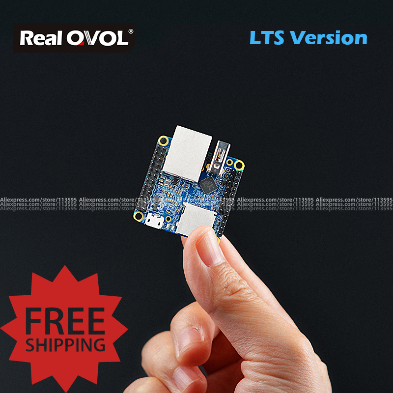 RealQvol FriendlyARM NanoPi NEO2 LTS 64bit Cortex A53 Development Board Faster Than Raspberry PI Orange Pi