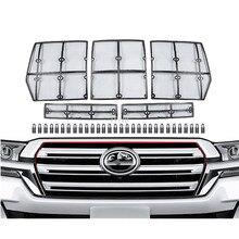 Auto Voor Grill Insect Net Voor Toyota Land Cruiser 200 LC200 Fj200 2008 2009 2010 2011 2012 2013 2014 2015 2016 2017 2018