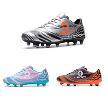 Soccer-Boots Spikes-Sneakers Outdoor Men for Kids Training Turf Futsal 33-45 Professional