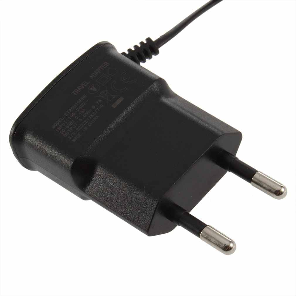 110 V-240 V 5V 0.7A Universele Mobiele Lader Voor Samsung Galaxy S4 S3 S2 I9300 I9100 Eu micro Usb Wall Charger Travel 2020 Nieuwe