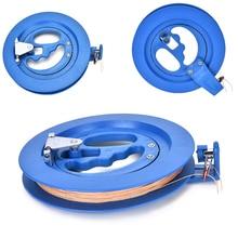 Beach Kite Wheel-Winder Ballbearing-Handle-Tool String-Line Flying Polyester Diameter
