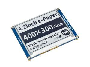 Image 5 - Waveshare Pantalla de tinta electrónica de 4,2 pulgadas, papel electrónico negro/blanco con interfaz SPI compatible con Raspberry Pi/Arduino/Nucleo/STM32 3,3 V/5V