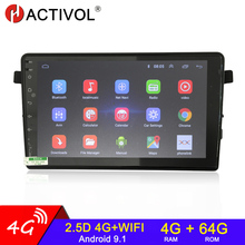 GPS Navigation Car-Radio Android Audio 2-Din 64G Ce for Suzuki Alto Celero Undefined