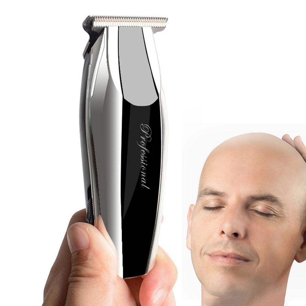 Professional Barber Hair Trimmer Rechargeable Electric Haircut Cordless Ceramic Clipper Men's Blade Hair Adjustable Q1N1