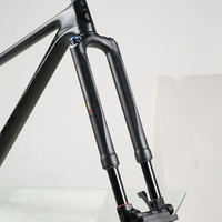 Racework RS1 ACS Solo Air 29 100 Predictive Steering Suspension Bicycle carbon Fork with Accelerator
