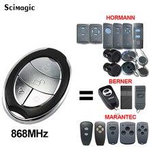 هورمان جهاز تحكم عن بعد 868 ميجا هرتز ، Berner BHS211 ، BHS153 ، BHS110 ، BHS140 ، فتح باب المرآب ، MARANTEC ، 868.35 ميجا هرتز ، أمر Clone 2021 ، جديد